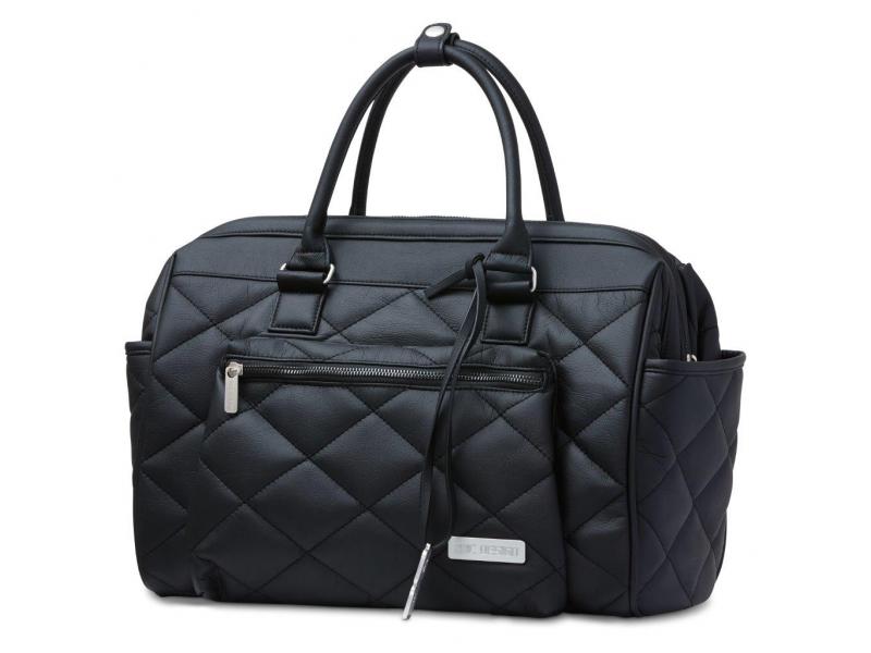 Taška na pleny Style black 2021 1