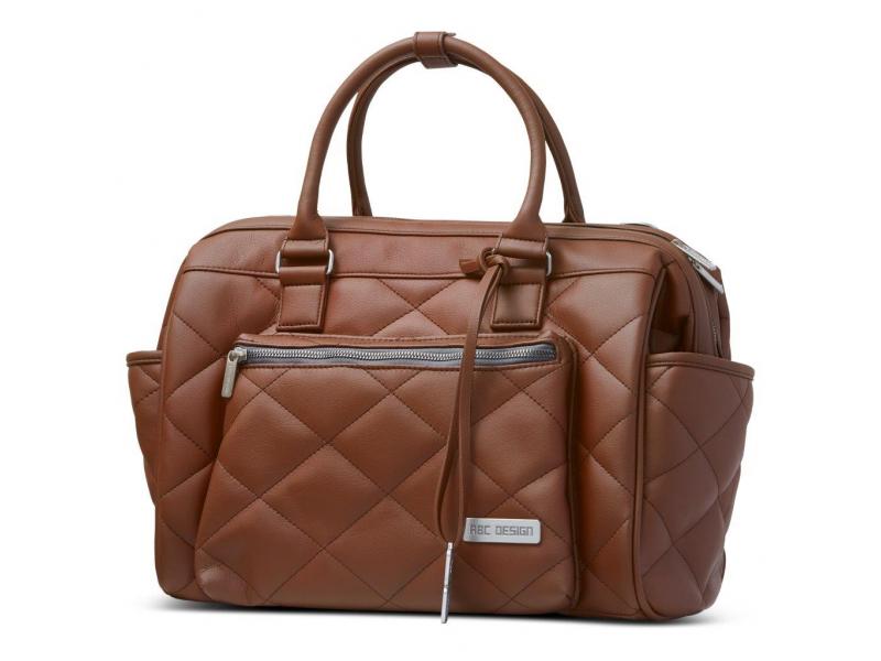 Taška na pleny Style brown 2021 1