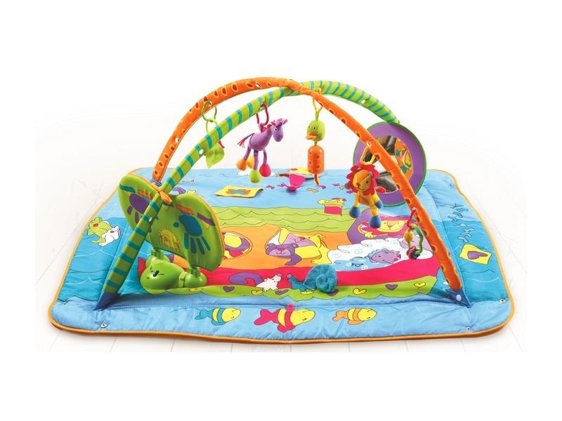 Tiny Love Hrací deka s hrazdou Gymini® Kick & Play