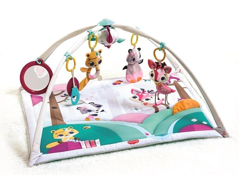 Hrací deka s hrazdou Gymini Tiny Princess Tales 1