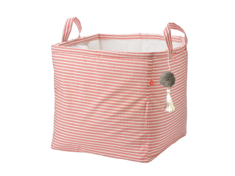 Kikadu Box na hračky růžový