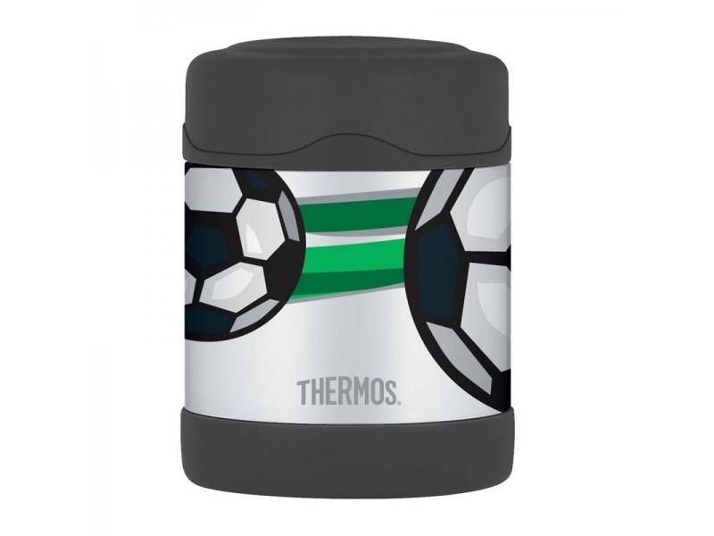 Thermos Dětská termoska na jídlo - fotbal