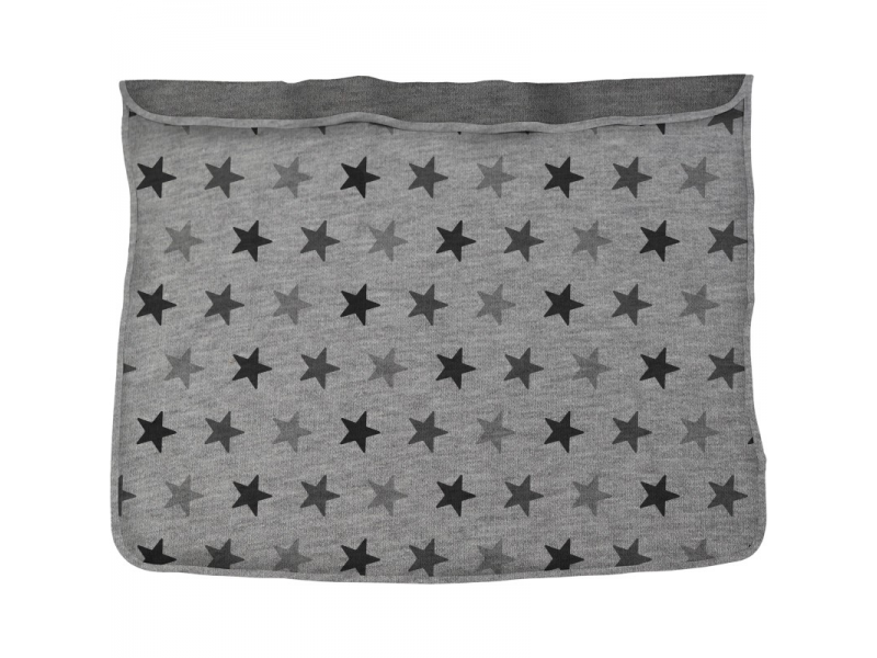 Dooky Deka Blanket Grey Stars / Grey