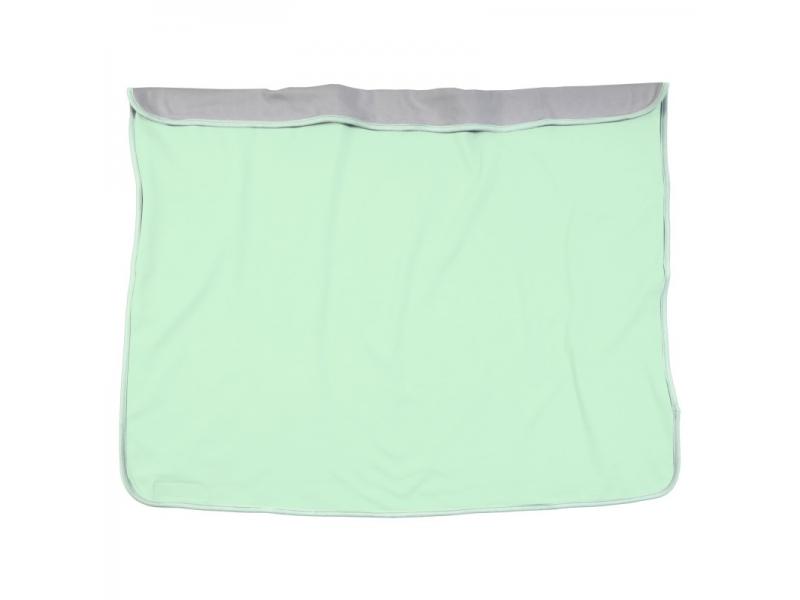 Dooky Deka Blanket Mint / Grey
