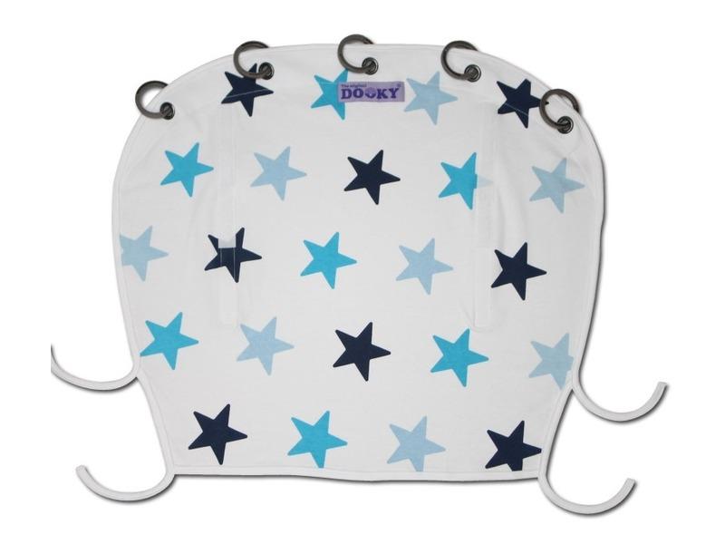 Dooky Clona Design Blue Stars