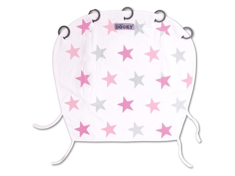 Dooky Clona Design Pink Stars