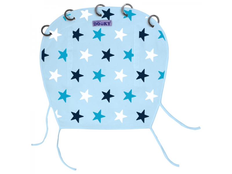 Clona Design Baby Blue / Blue Stars 1