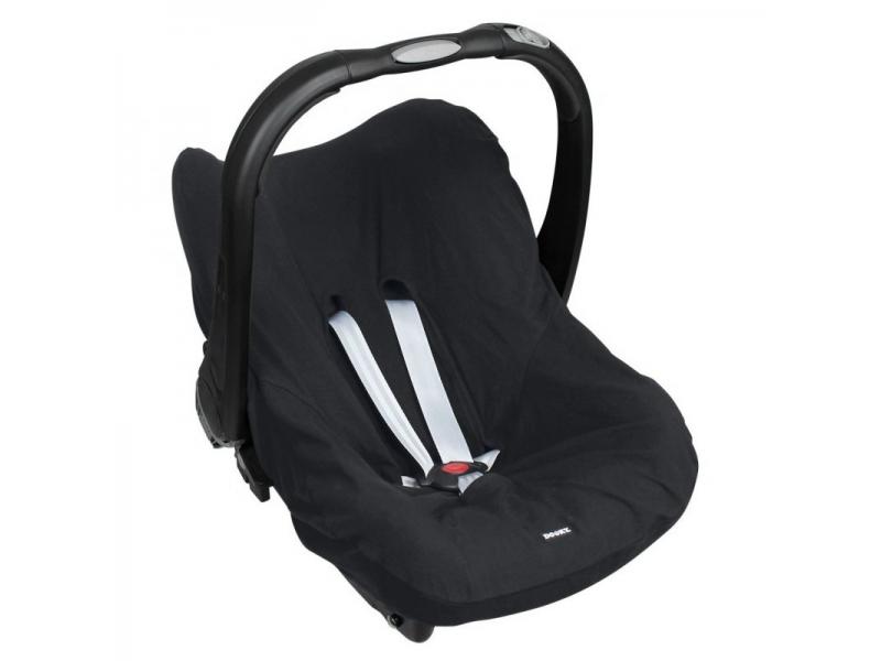 Seat Cover 0+ UNI BLACK 1