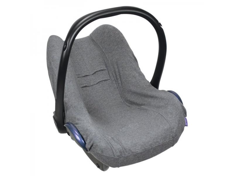Seat Cover 0+ UNI DARK GREY MELANGE 1