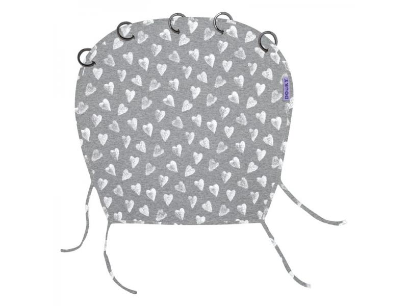 Dooky Clona Design Limited HEARTS Grey