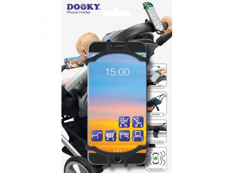 univerzální držák na mobilní telefon Black 1
