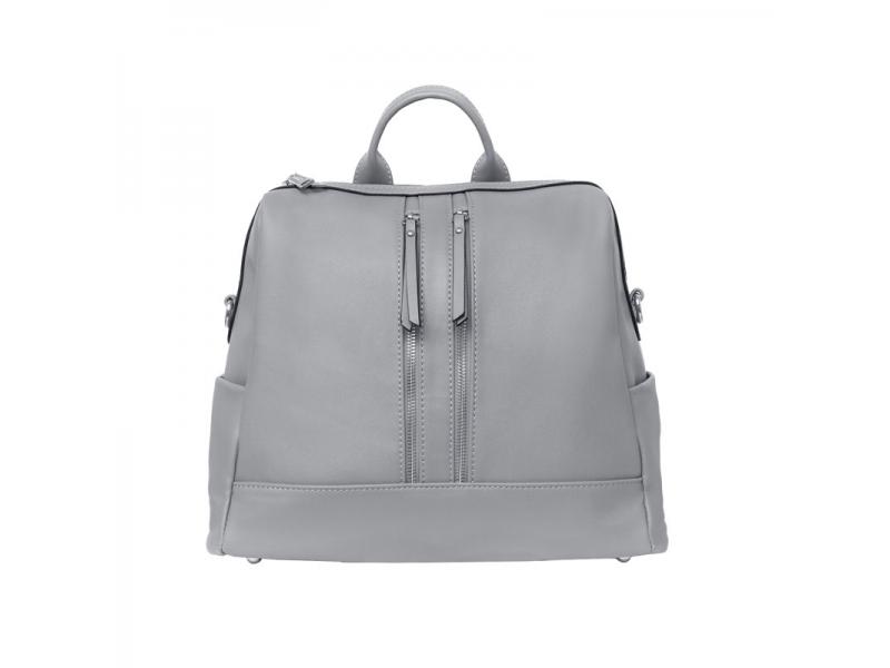 Přebalovací batoh a taška na kočárek 2v1 MINI, dark grey 1