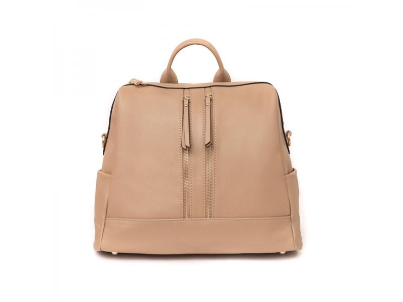 Přebalovací batoh a taška na kočárek 2v1 MINI, nude 1