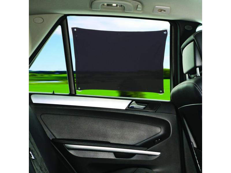 Diago Stínítko na zadní okno auta- univerzální- šedá