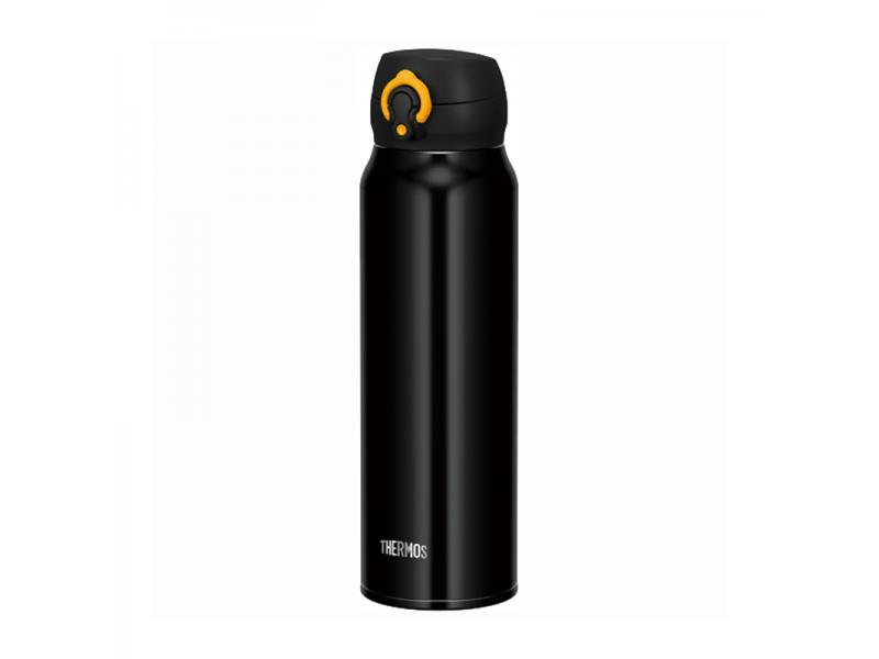 Mobilní termohrnek - černožlutá 1