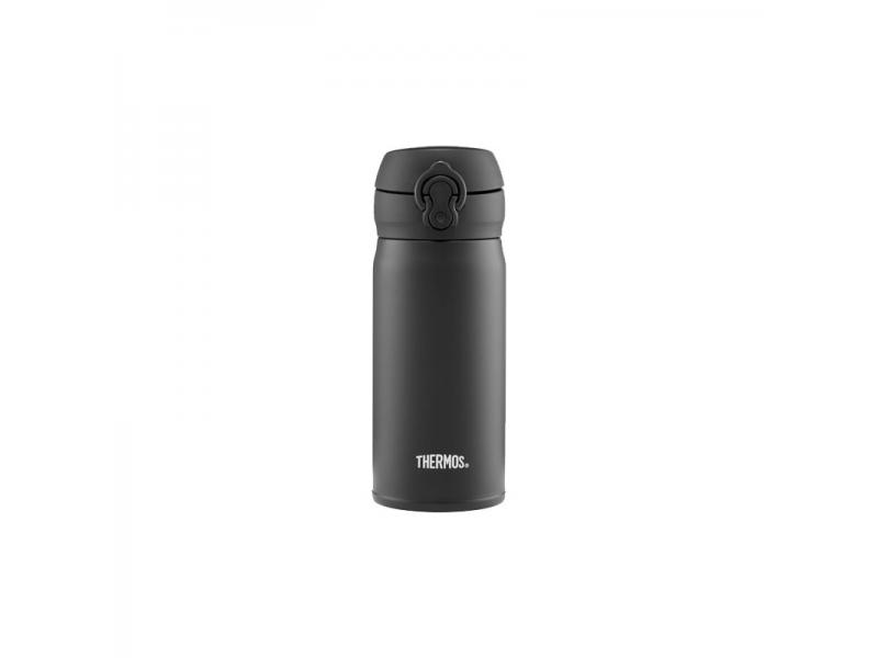 Thermos Mobilní termohrnek - matně černá