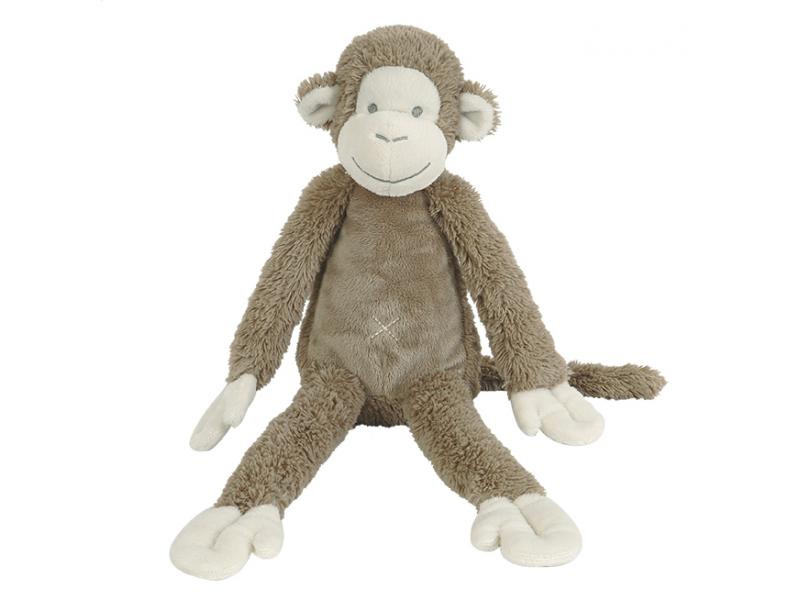 Hnědá  Opička Mickey no. 2 vel.43 cm 1
