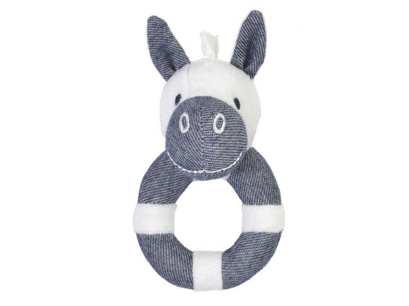 Happy Horse Zebra Zsa Zsa Chrastítko 15 cm