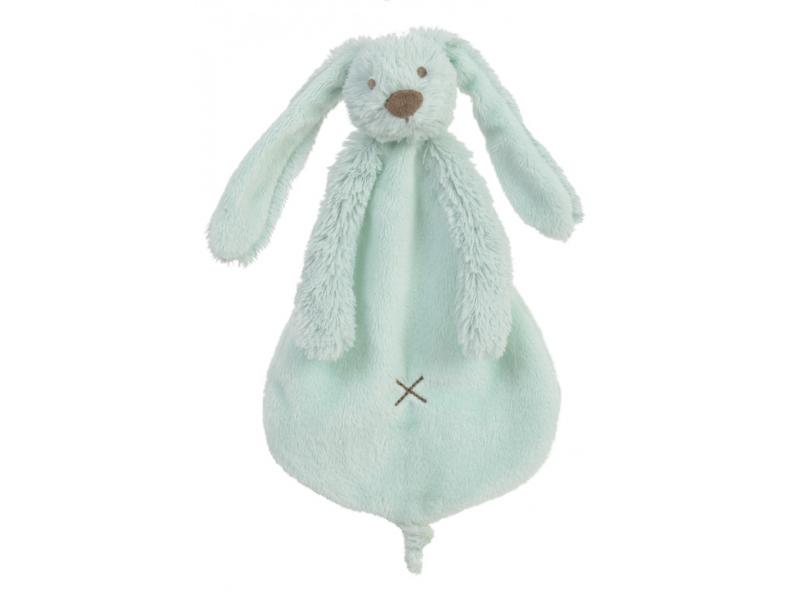 Tyrkysový králíčekRichie Přítulka vel.25 cm 1
