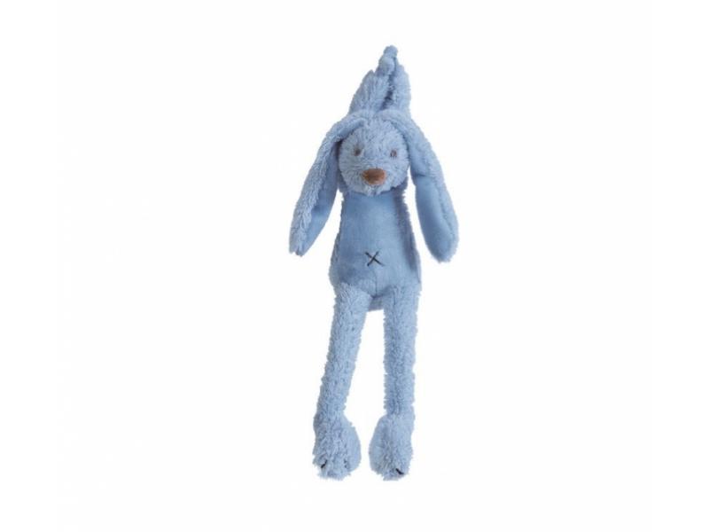 Sytě modrý králíček Richie hudební 1