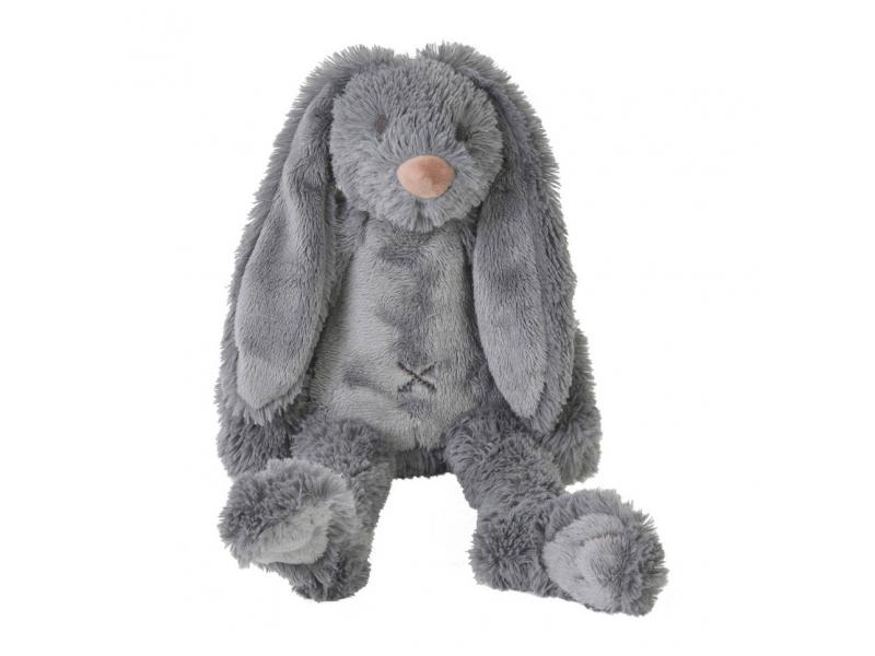 Šedý králíček Richie vel.28cm 1