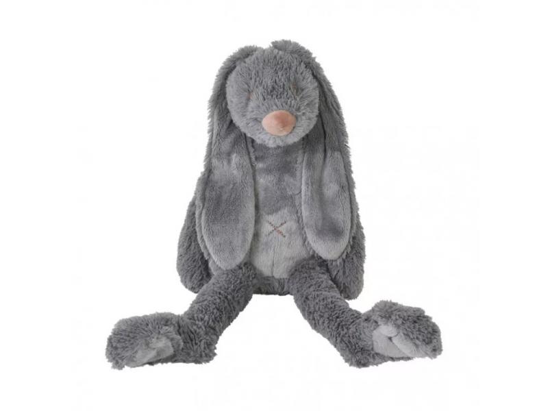Big Deep Grey Rabbit Richie, 58 cm 1