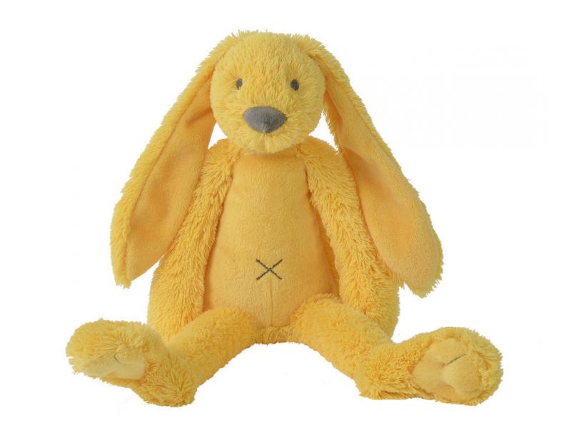 Králíček Richie 38 cm žlutý 1