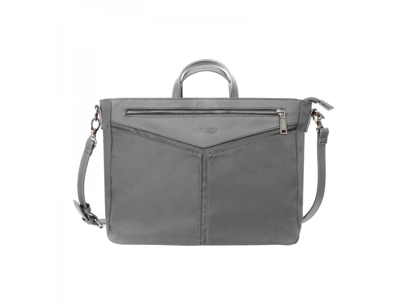 Organizér a kabelka na kočárek 2v1 ELEN, dark grey 1