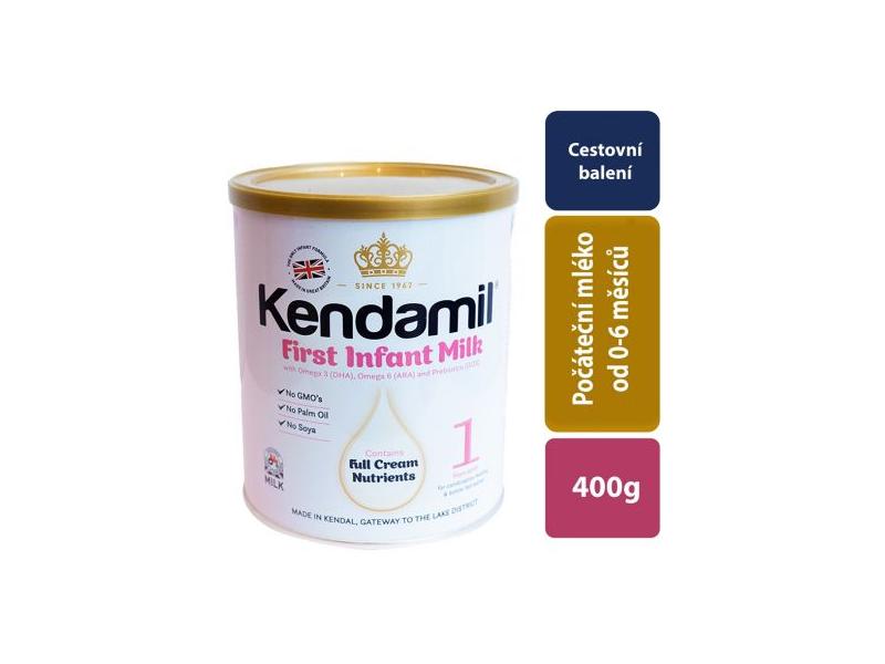 KENDAMIL Kojenecké mléko 1 (400g) 1