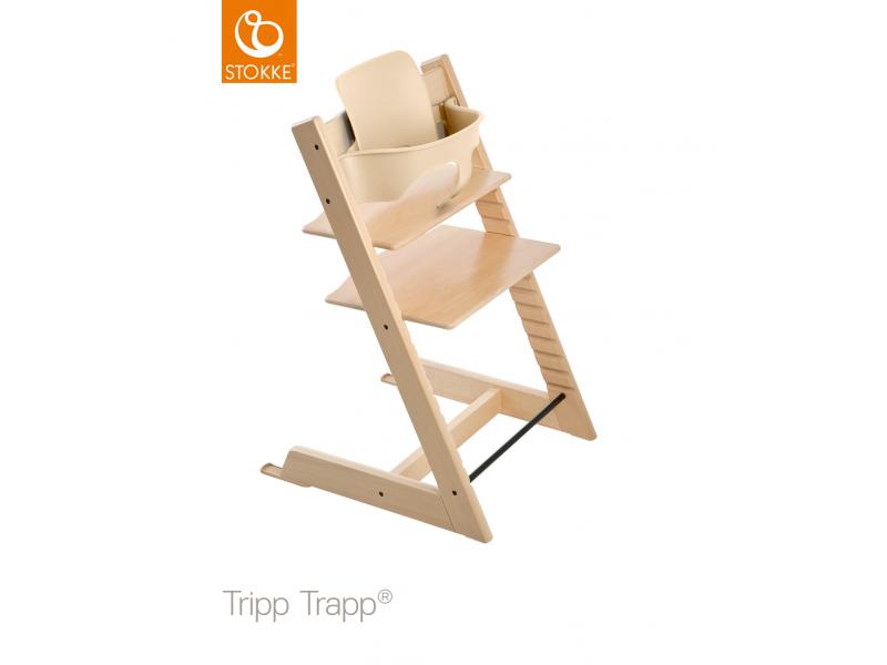 Baby set Tripp Trapp® - Natural 1