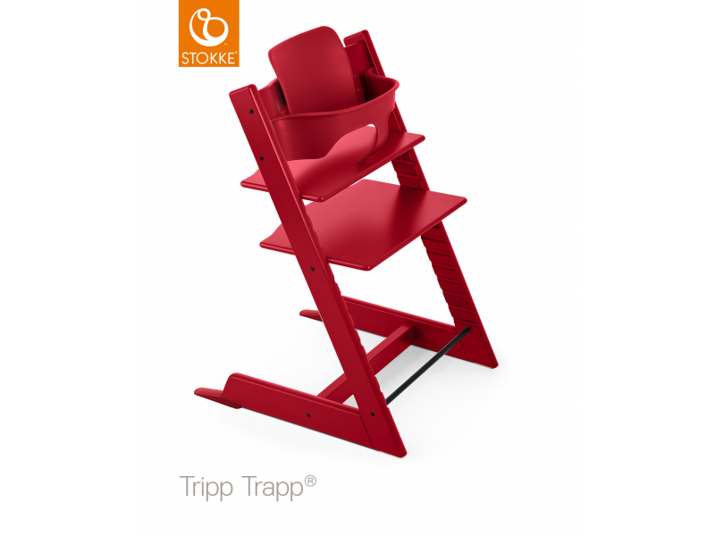 Stokke Baby set Tripp Trapp® - Red