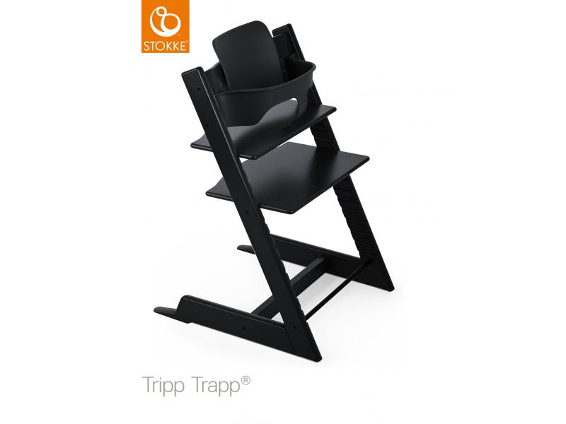 Stokke Baby set Tripp Trapp® - Black