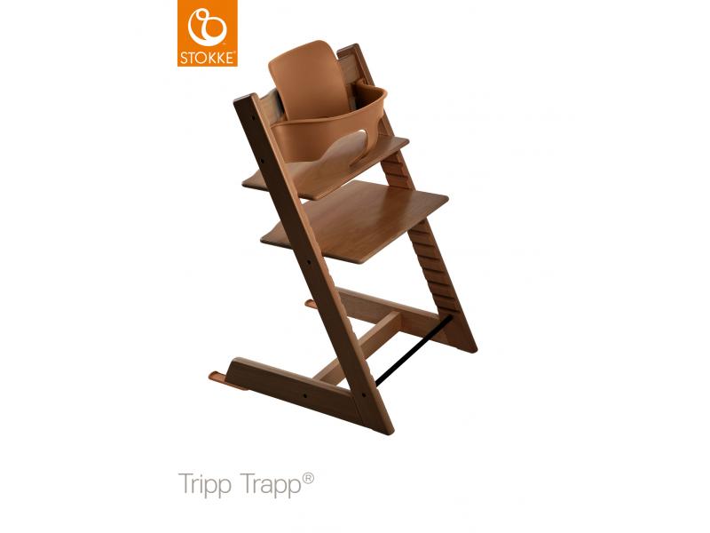 Stokke Baby set Tripp Trapp® - Walnut Brown