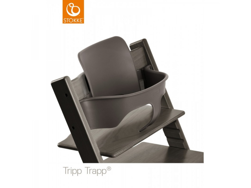 Stokke Baby set Tripp Trapp® - Hazy Grey