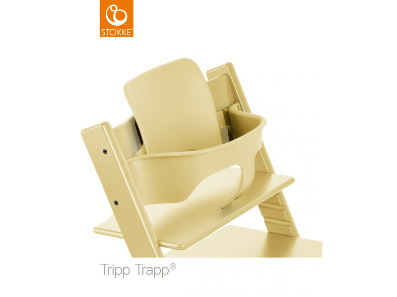 Baby set Tripp Trapp® - Wheat Yellow 1