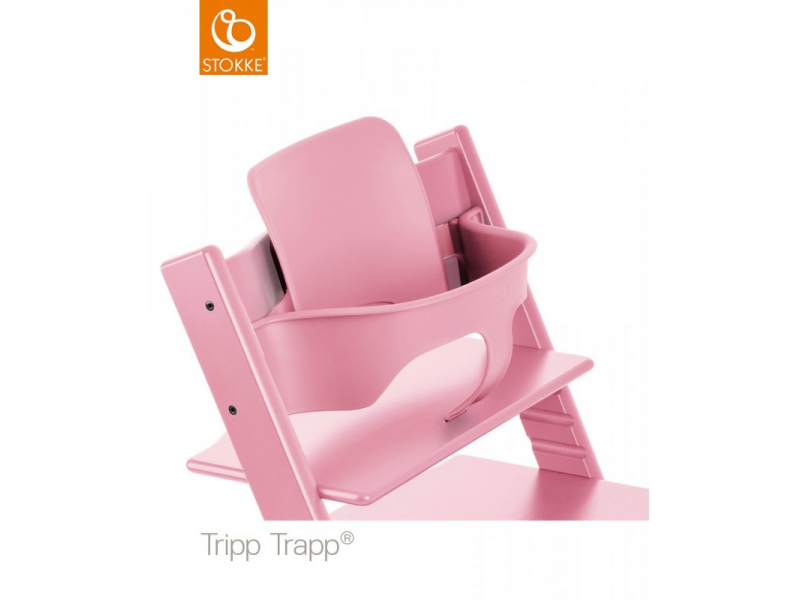 Stokke AS Baby set Tripp Trapp® - Soft Pink