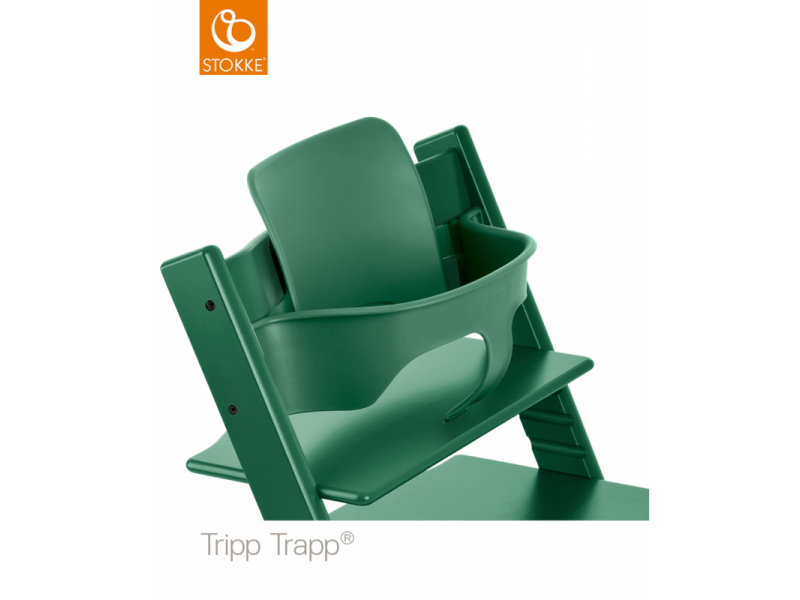 Stokke AS Baby set Tripp Trapp® - Forest Green