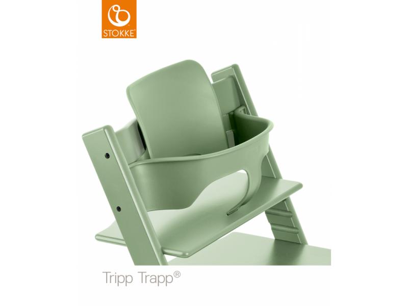Baby set Tripp Trapp® - Moss Green 1