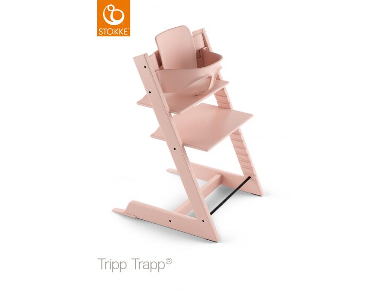 Stokke Baby set Tripp Trapp® - Serene Pink