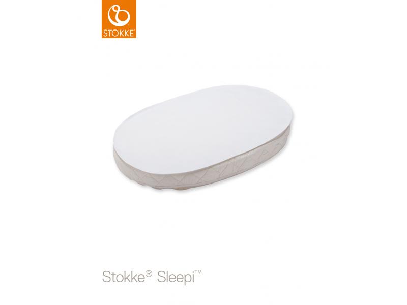Stokke Ochrana matrace do postýlky Sleepi™ Mini, White