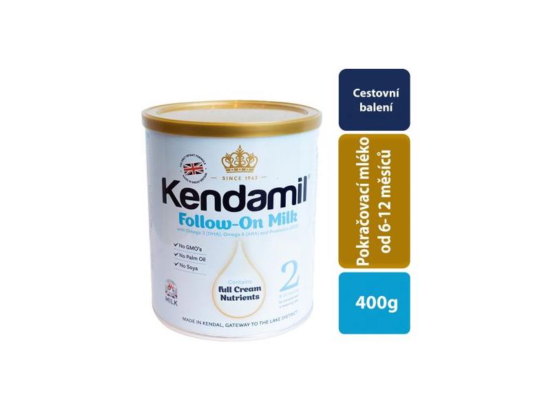 KENDAMIL Pokračovací mléko 2 (400g) 1