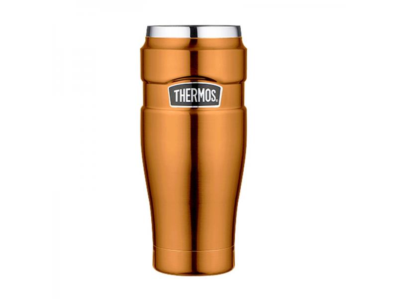 Thermos Vodotěsný termohrnek - měděná