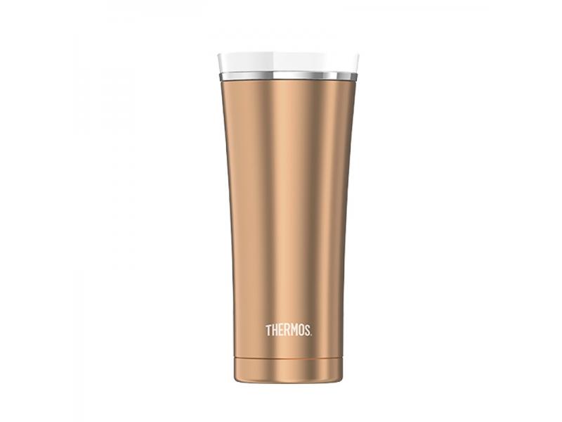 Thermos Vodotěsný termohrnek - růžovozlatá