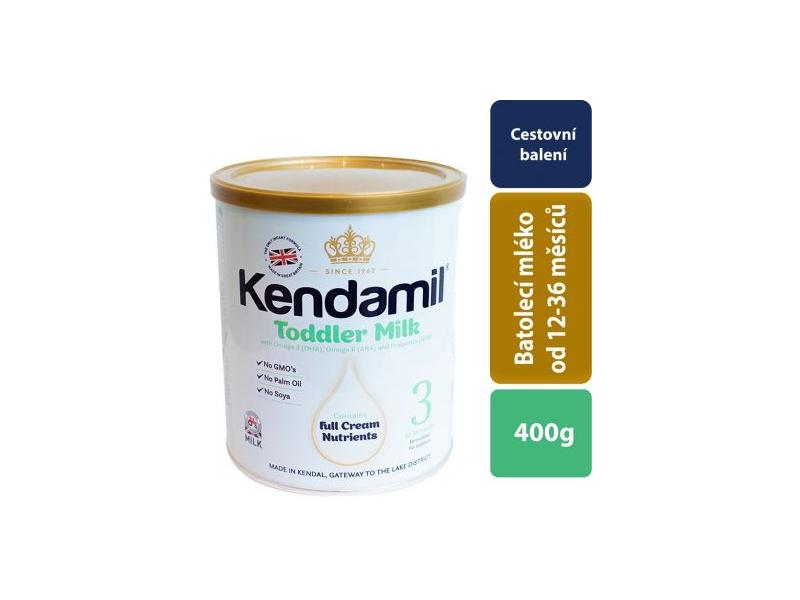 KENDAMIL Batolecí mléko 3 (400g) 1