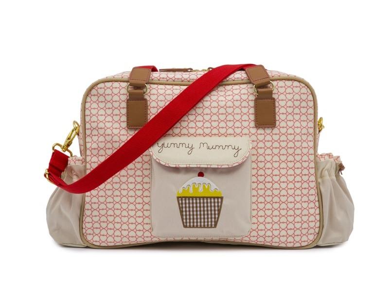 Pink Lining YUMMY MUMMY love - přebalovací taška