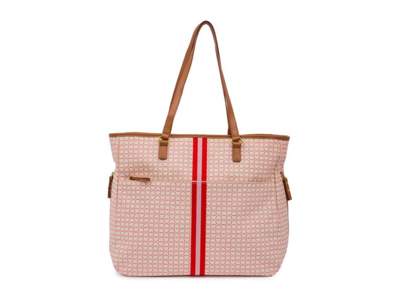 Pink Lining HENRIETTA TOTE love - přebalovací taška