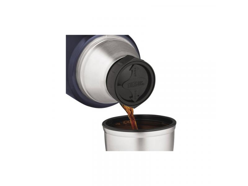 Thermos Termoska na nápoje -matně černá