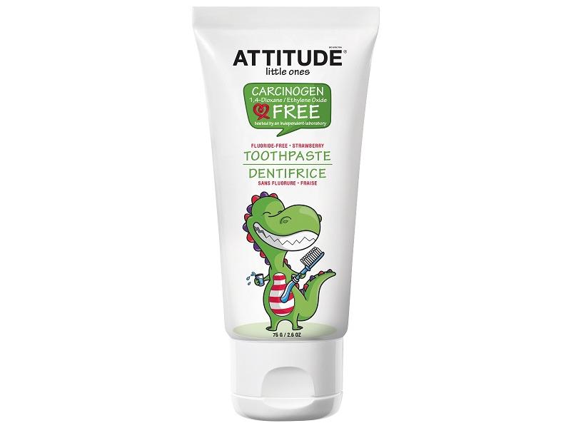 Attitude Dětská zubní pasta s příchutí jahody 75 g