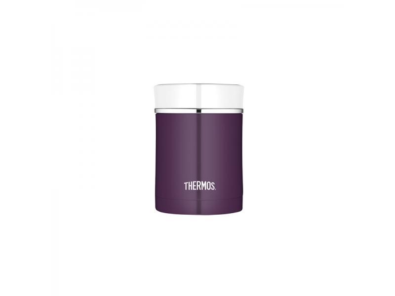 Thermos Termoska na jídlo -Premium -tmavě purpurová