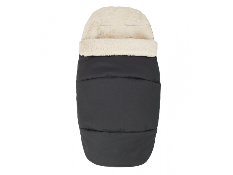 Fusak zimní 2v1 Essential Black 1